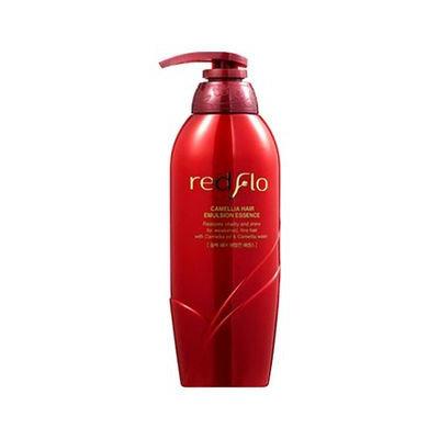 The Flower Men Redflo Camellia Hair Emulsion Essence 500ml 500ml