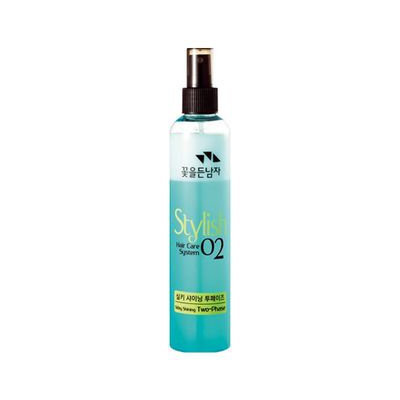 The Flower Men Hair Care System Silky Shining Two-Phase 255ml 255ml
