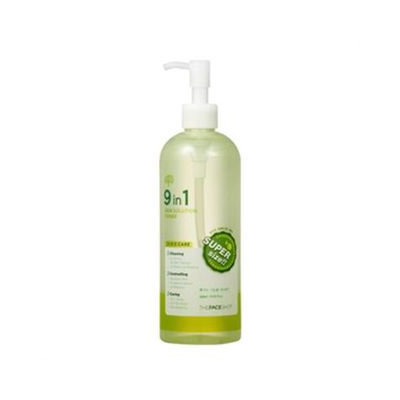 The Face Shop 9 In 1 Skin Solution Toner 400ml 400ml