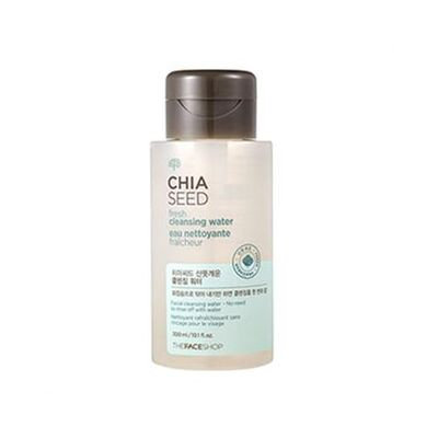 The Face Shop - Chia Seed Fresh Cleansing Water 300ml 300ml