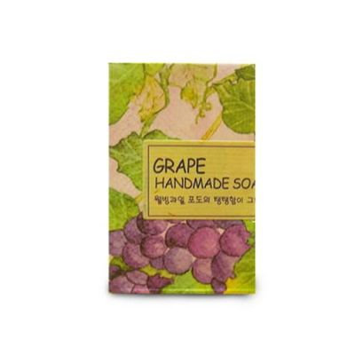 The Face Shop Grape Handmade Soap 100g