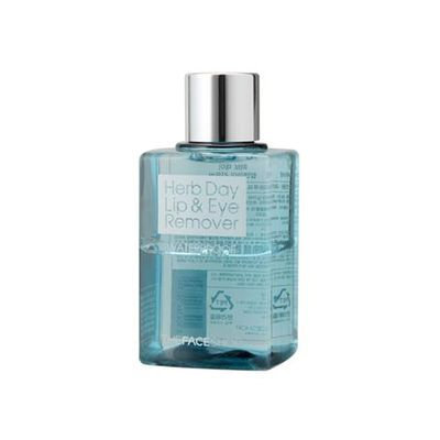 The Face Shop Herb Day Lip & Eye Makeup Remover 130ml 130ml