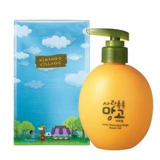 The Face Shop Lovely Moisturizing Mango Shower Gel 250ml 250ml