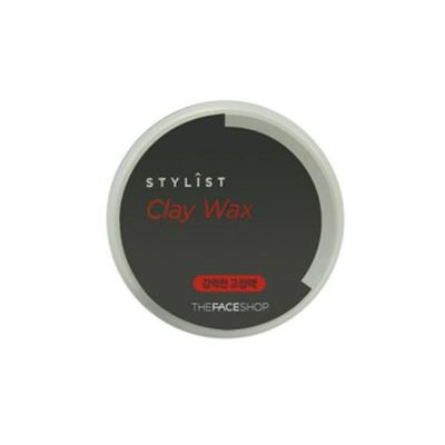 The Face Shop Stylist Clay Wax for Men 80g 80g