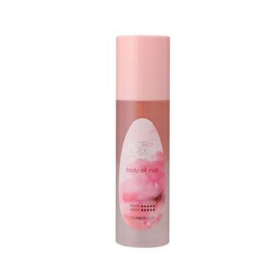 The Face Shop Secret Blossom Smooth Touch Body Oil Mist 140ml 140ml