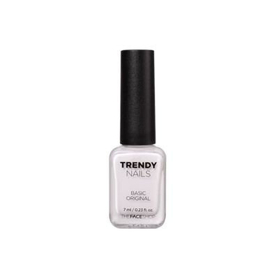 The Face Shop Trendy Nails Basic (#WH002) 7ml