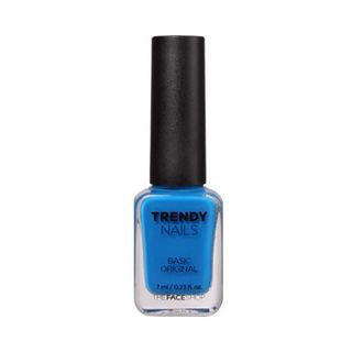 The Face Shop Trendy Nails Basic (#BL606) 7ml