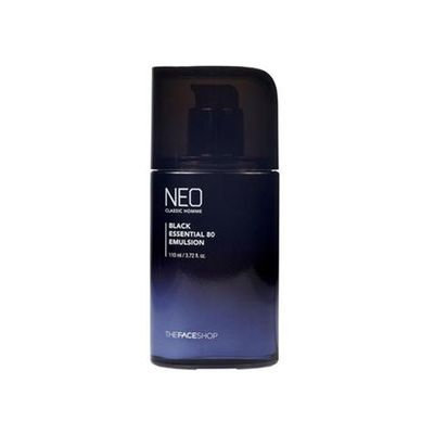 The Face Shop Neo Classic Homme Black Essential 80 Emulsion 110ml