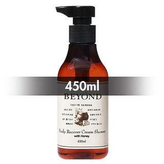 Beyond Body Recover Cream Shower 450ml