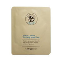 The Face Shop Sebum Control Soothing Mask Sheet
