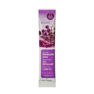 The Face Shop Sparkling Wine Face Mask