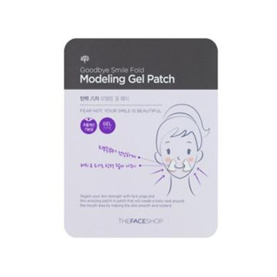 The Face Shop Goodbye Smile Fold Modeling Gel Patch