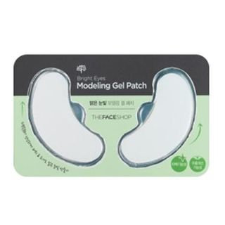 The Face Shop Bright Eyes Modeling Gel Patch