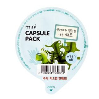 The Face Shop Mini Capsule Pack Seaweed 10ml
