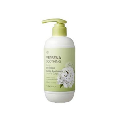 The Face Shop Verbena Soothing Body Gel Lotion 300ml