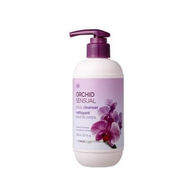 The Face Shop Orchid Sensual Body Cleanser 300ml