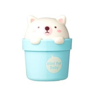 The Face Shop Lovely ME: EX Mini Pet Perfume Hand Cream - Baby Powder 30ml