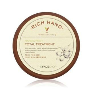 The Face Shop Rich Hand V Hand & Foot Total Treatment 110ml