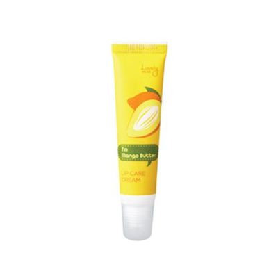 The Face Shop Lovely ME: EX Lipcare Cream (#03 Mango Butter)
