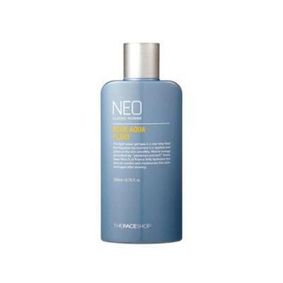 The Face Shop Neo Classic Homme Blue Aqua Fluid 200ml
