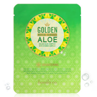 Banila Co. Golden Aloe Mask Sheet (Brigtening)