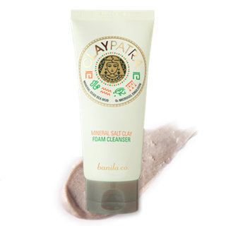 banila co. - Claypatra Mineral Salt Clay Foam Cleanser 1 pc