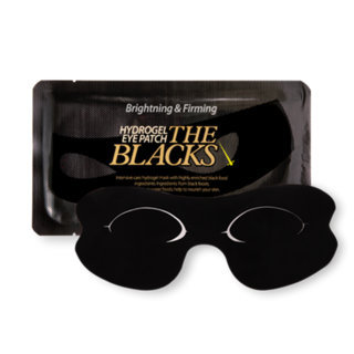 Banila Co. The Blacks Hydrogel Eye Patch