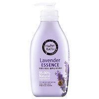 Happy Bath Lavender Essence Relaxing Body Wash 500g