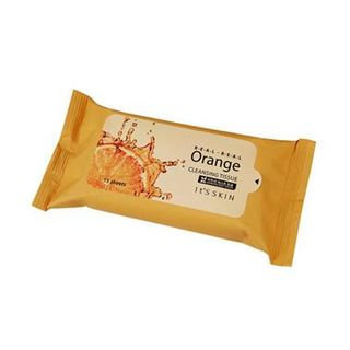 It's Skin REALREAL Orange Cleansing Tissue 15 Sheets 15sheets