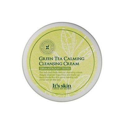 It's Skin Green Tea Calming Cleasing Cream 200ml 200ml