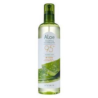 It's Skin Aloe Soothing Face & Body Mist 95% 400ml