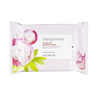 It's Skin Mangowhite Lip & Eye Makeup Remover Tissue