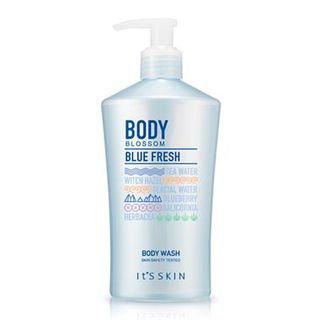 It's Skin Body Blossom Blue Fresh Body Wash 300ml