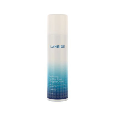 LANEIGE Brightening Sparkling Water Whipping Cleanser