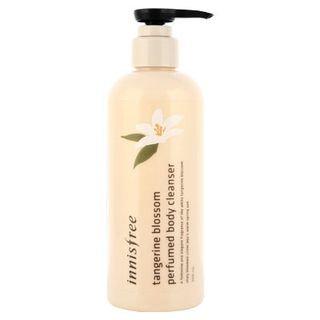 Innisfree Tangerine Blossom Perfumed Body Cleanser 300ml