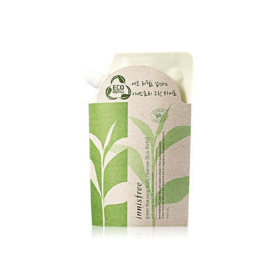 Innisfree Green Tea Pure Body Cleanser Refill Only 300ml