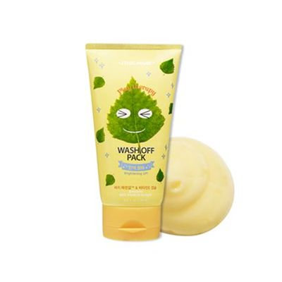Etude House Play Therapy Wash Off Pack - Brightening Up! 150ml/5.07oz
