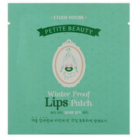 Etude House Petite Beauty Winter Proof Lips Patch 6g x 1pc