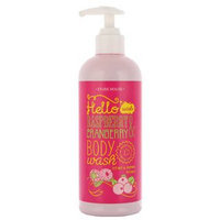 Etude House Hello Raspberry & Cranberry Body Wash 500ml