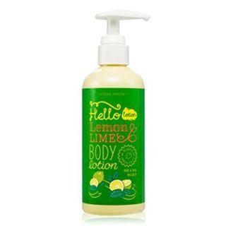 Etude House Hello Lemon & Lime Body Lotion 270ml