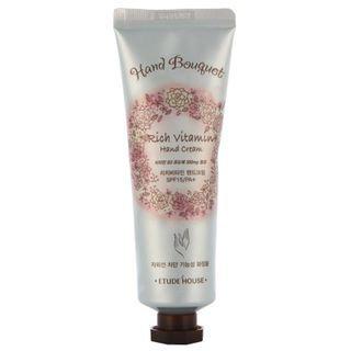 Etude House - Hand Bouquet Rich Vitamin Hand Cream SPF 15 PA+ 50ml/1.69oz