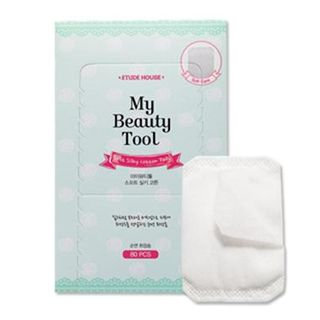 Etude House - My Beauty Tool Soft Silky Cotton Pads 80 pcs