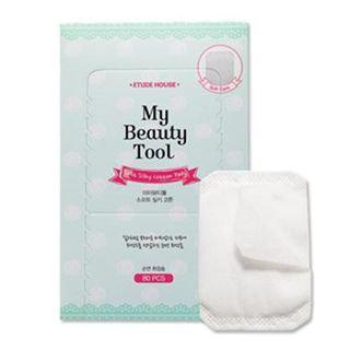 Etude House - My Beauty Tool Soft Silky Cotton Pads 80 pcs
