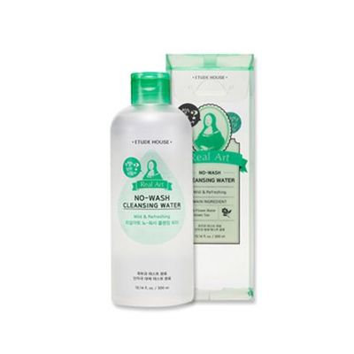 Etude House - Real Art No-Wash Cleansing Water 300ml/10.14oz