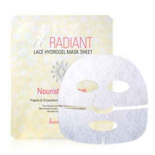 Banila Co. It Radiant Lace Hydrogel Mask Sheet - Nourishing 1sheet