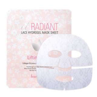 Banila Co. It Radiant Lace Hydrogel Mask Sheet - Lifting 1sheet