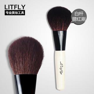 Litfly Blush Make-Up Brush (White) 1 pc