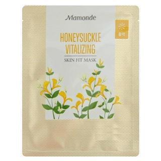 Mamonde Skin Fit Mask Honeysuckle Vitalizing