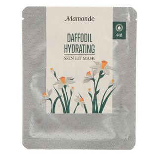 Mamonde Skin Fit Mask Daffodil Hydrating
