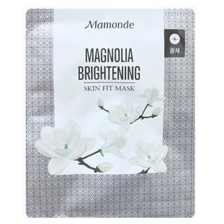 Mamonde Skin Fit Mask Magnolia Brightening